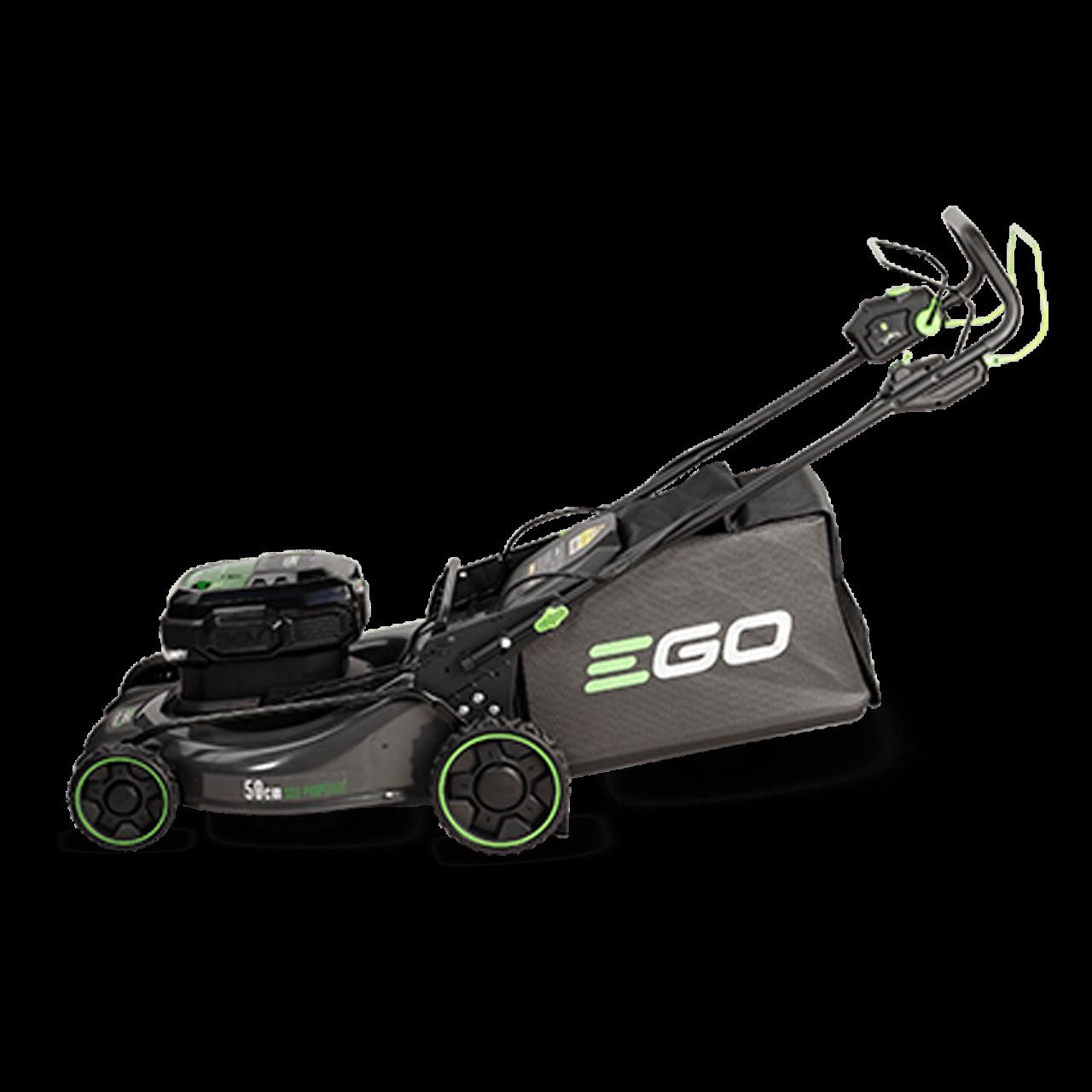 Lm2014e Sp 50cm Self Propelled Mower Ego Power